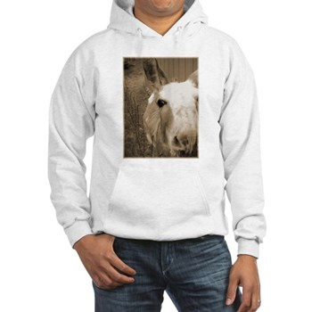 CUTEST DONKEY Hooded Sweatshirt