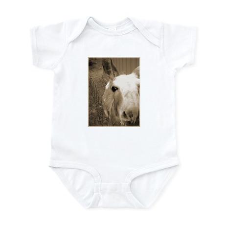 CUTEST DONKEY Infant Creeper