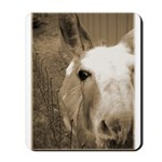 CUTEST DONKEY Mousepad