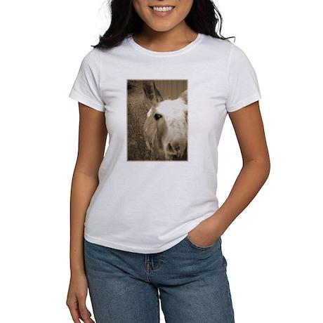 CUTEST DONKEY Women's T-Shirt