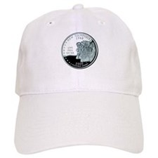 New Hampshire Quarter Baseball Cap