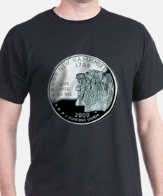 New Hampshire Quarter T-Shirt