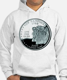 New Hampshire Quarter Hoodie