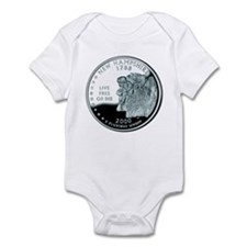 New Hampshire Quarter Infant Bodysuit