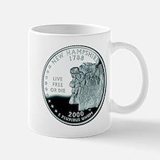 New Hampshire Quarter Mug