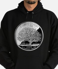 Connecticut Quarter Hoodie (dark)