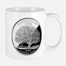 Connecticut Quarter Mug