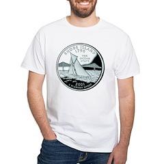 Rhode Island Quarter Shirt