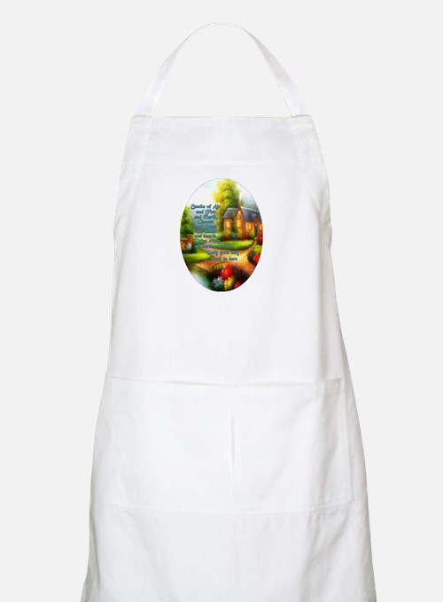 Cute Hedge witch Apron