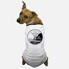 Montana Quarter Dog T-Shirt