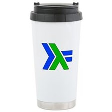 Cute Lambda Travel Mug