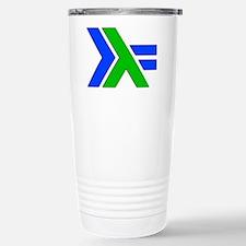 Unique Lambda Travel Mug