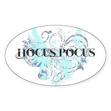 Hocus Pocus Oval Decal