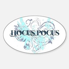 Hocus Pocus Oval Decal