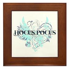 Hocus Pocus Framed Tile