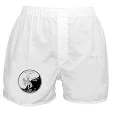 Wyoming Quarter Boxer Shorts