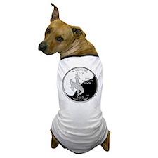 Wyoming Quarter Dog T-Shirt