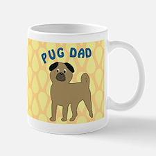 Pug Dog Dad Mug