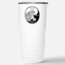 Idaho Quarter Stainless Steel Travel Mug