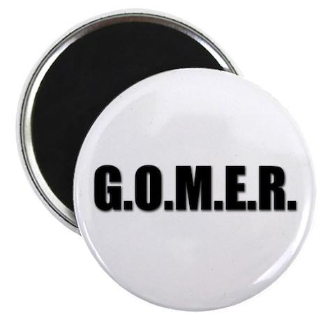 G.O.M.E.R. Magnet