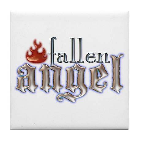 Fallen Angel Tile Coaster