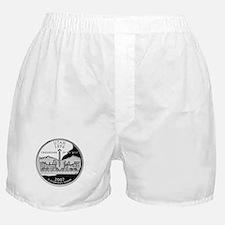 Utah Quarter Boxer Shorts