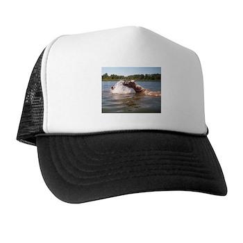 SPLASHING Trucker Hat