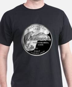 Washington Quarter T-Shirt