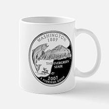 Washington Quarter Mug