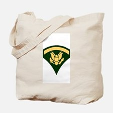 1-506th Infantry Specialist 5 Tote Bag