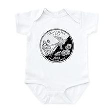 Oklahoma Quarter Infant Bodysuit