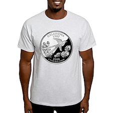 Oklahoma Quarter T-Shirt