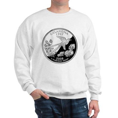 Oklahoma Quarter Sweatshirt