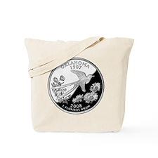 Oklahoma Quarter Tote Bag