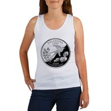 Oklahoma Quarter Women's Tank Top