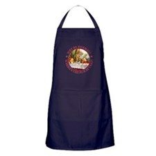 MAD HATTER - WHY BE NORMAL? Apron (dark)
