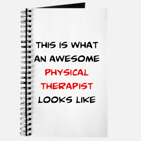 awesome physical therapist Journal