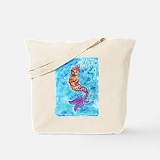 Starfish Mercat Tote Bag