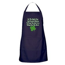 Irish Whiskey Apron (dark)
