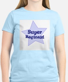 Super Reginald Women's Pink T-Shirt