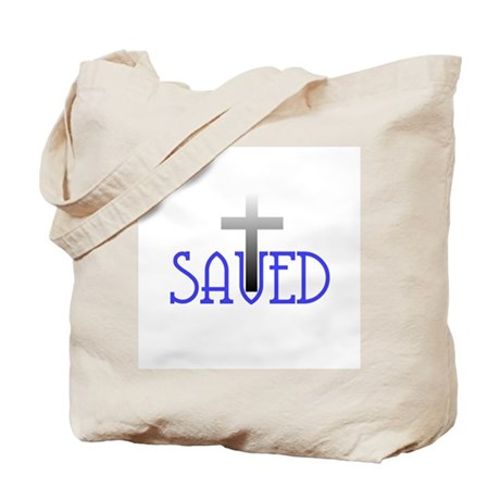 Saved Tote Bag