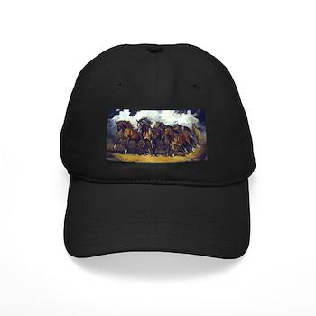 THREAT OF REIN Black Cap