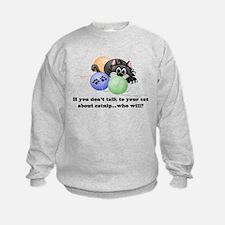 CatNip Kitty Sweatshirt