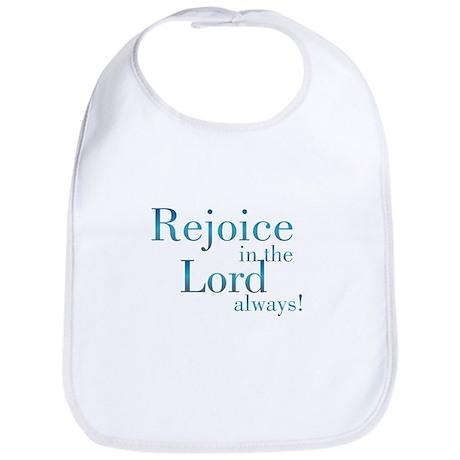 Rejoice in the Lord Bib
