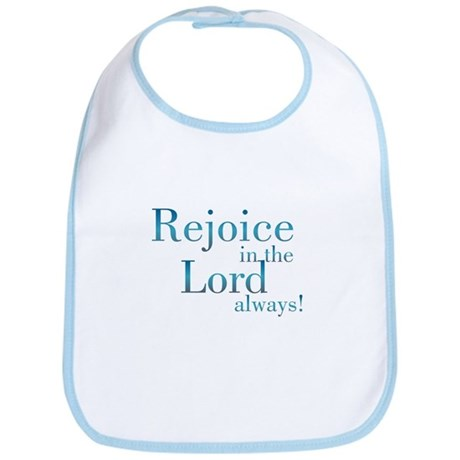 Rejoice in the Lord Bib