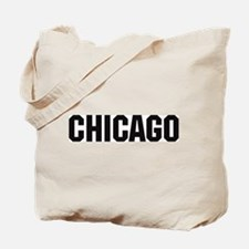 Chicago, Illinois Tote Bag