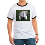 Tiger In The Water Ringer T
