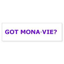 Got MV Bumper Bumper Sticker