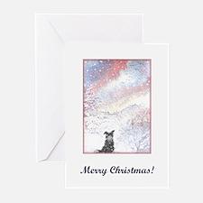 Drifting Silence Greeting Cards (Pk of 10)