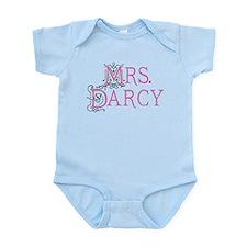 Jane Austen Mrs. Darcy Infant Bodysuit